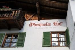 Oberhaslerhof in Schenna