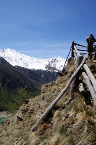 Unterwegs in der Bergwelt Südtirols