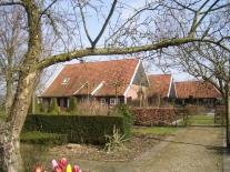 Strukturgebende Hecken im Garten Rosenhaege, Niederlande